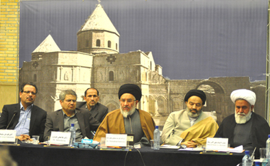 بیانات حجتالاسلام و المسلمین استاد رشاد در هفتمین دور گفتگوی مرکز گفتگوی ادیان
