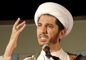 اعتراض آیتالله رشاد به بازداشت شیخ علی سلمان دبیرکل جمعیت الوفاق الاسلامی بحرین