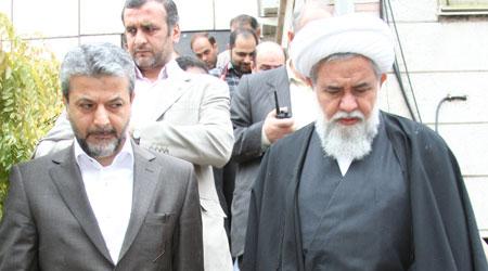 دیدار وزیر علوم، تحقیقات و فنآوری از پژوهشگاه فرهنگ و اندیشه اسلامی