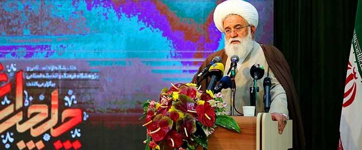 آیت الله رشاد: انقلاب اسلامی جهش و عروج به آسمان بود