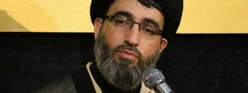 انتصاب حجتالاسلام میرهاشم حسینی به عنوان مسؤل مدرسه آیتالله مجتهدی (ره)