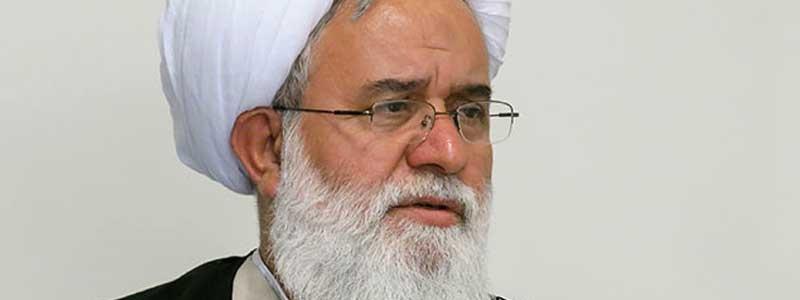 واکنش آیت الله رشاد به رفتار خیانتبار شیوخ مرتجع حاشیه خلیج فارس و توهین به مقدسات مسلمین