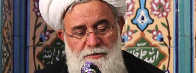 حضورافتخاری آیت الله علی اکبر رشاد در مسابقه بین المللی جایزه بزرگ شعر سال